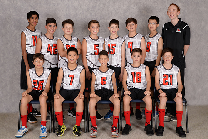 13U Boys - Maverick Copperheads