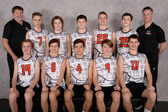 15U Boys - Maverick Brigade