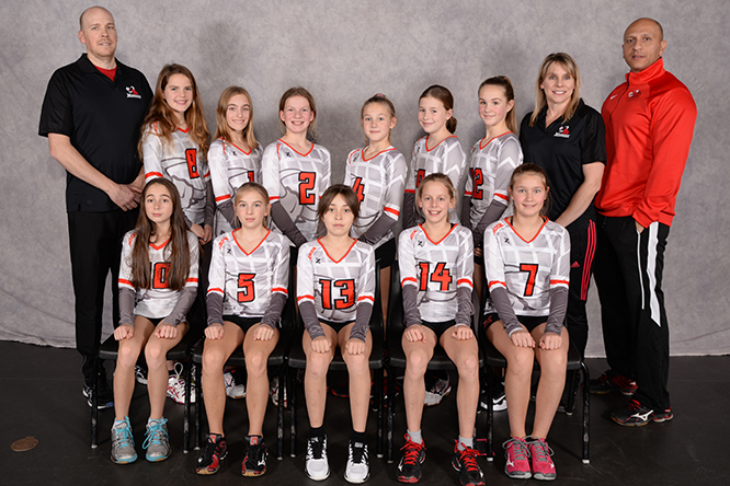 12U Girls - Maverick Spurs