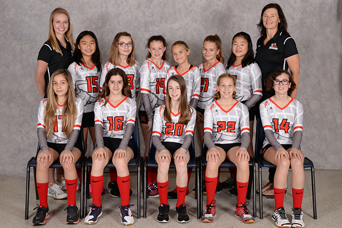 13U Girls - Maverick Sidewinders