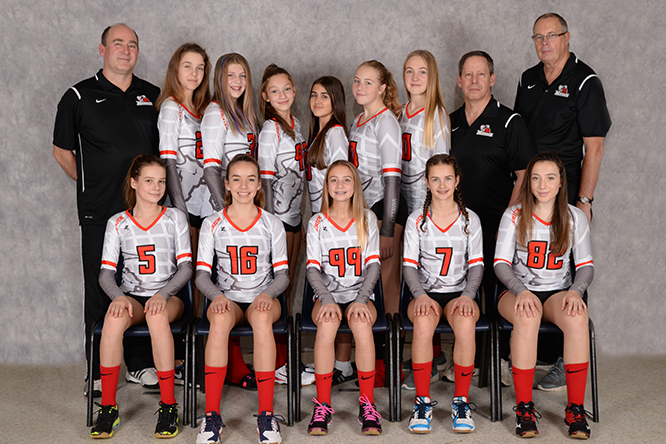 14U PHP Girls - Maverick Raiders