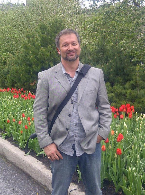 Ian Whamond